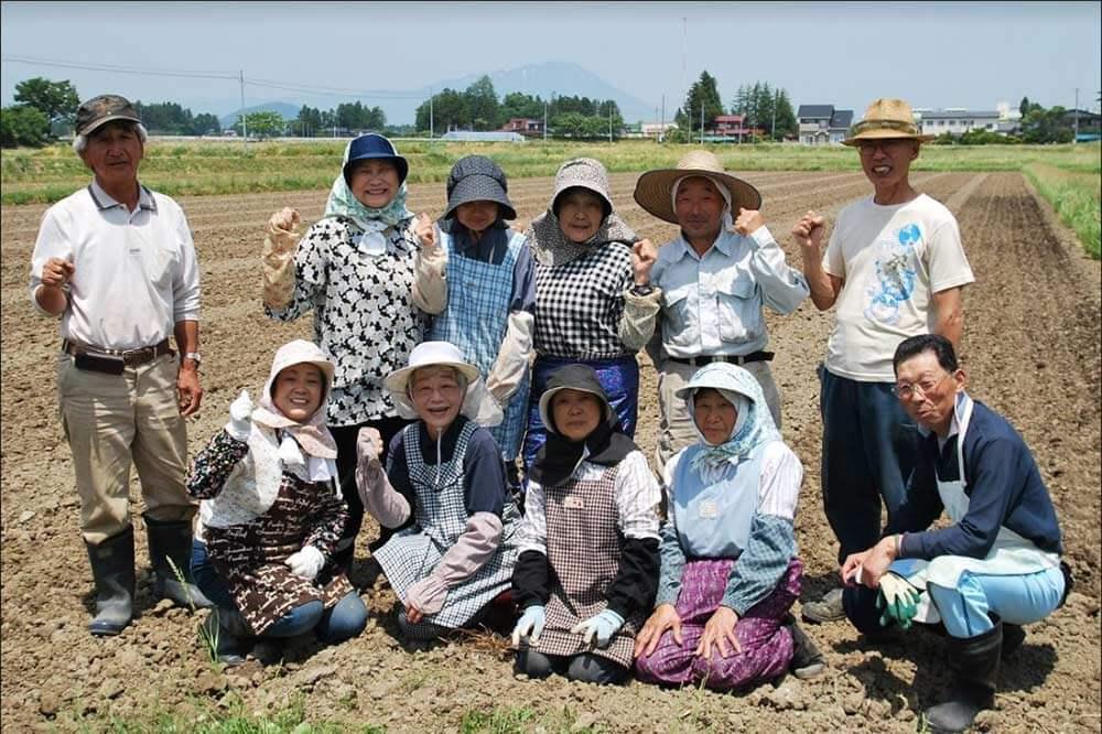 おかあちゃんたちの味噌作りワークショップ 開催