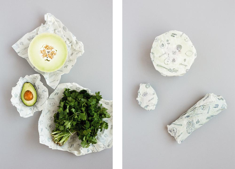 【新商品】食品保存の新しいスタイル。カナダ abeego社のビーズワックスラップが遂に日本上陸!