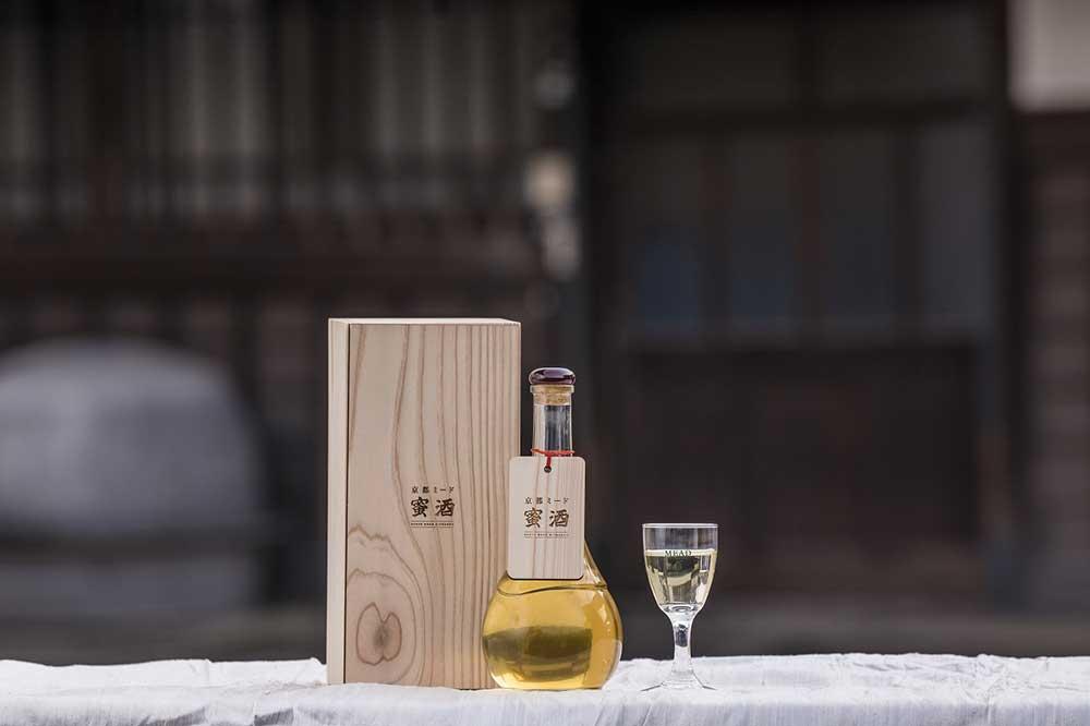 【京都初】京都産の蜂蜜酒「京都ミード 蜜酒」発売!記念イベントも開催